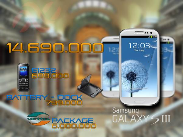 Samsung Galaxy SIII – Đẳng cấp dẫn đầu - 1