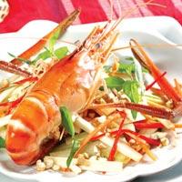 Đổi vị cho bữa cơm với hải sản ba món
