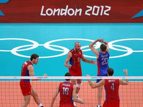 Môn bóng chuyền Olympic London: Khúc dạo đầu êm ả - 1