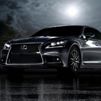 Lexus LS xut u l din