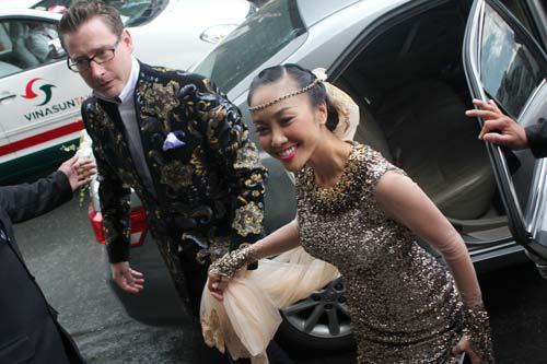 Cô dâu Đoan Trang đẹp tựa nữ thần - 2