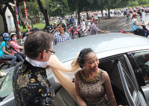 Cô dâu Đoan Trang đẹp tựa nữ thần - 3