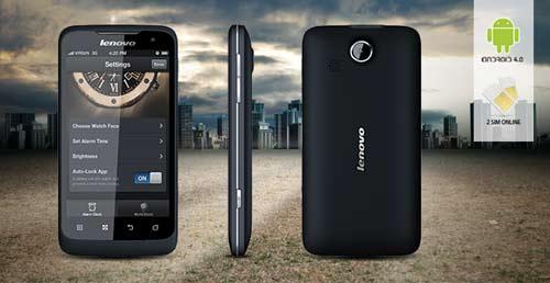 FPT phân phối độc quyền Smartphone Lenovo tại Việt Nam - 1