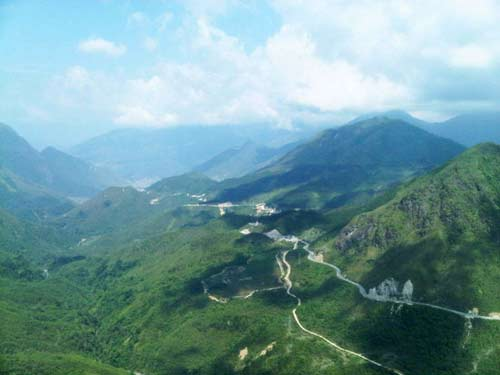 Hành trình qua 3 đèo hiểm trở của Tây Bắc - 9