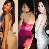 Vòng 3 hấp dẫn của các sao Việt