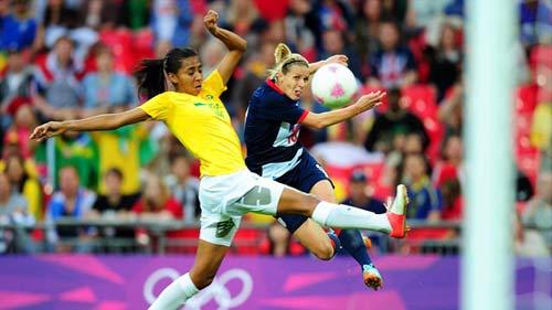 Bóng đá nữ Olympic: Triều Tiên rời cuộc chơi - 1