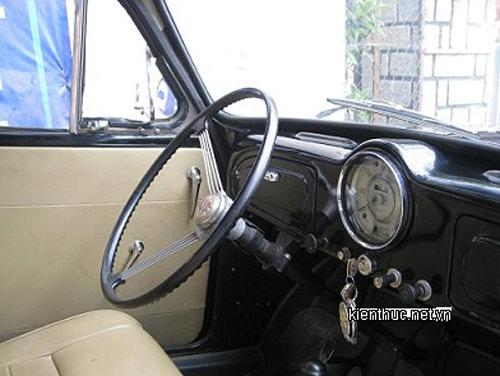 Chiêm ngưỡng xe ôtô cổ cực độc của công tử Bạc Liêu - 10