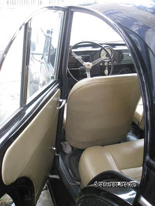 Chiêm ngưỡng xe ôtô cổ cực độc của công tử Bạc Liêu - 11