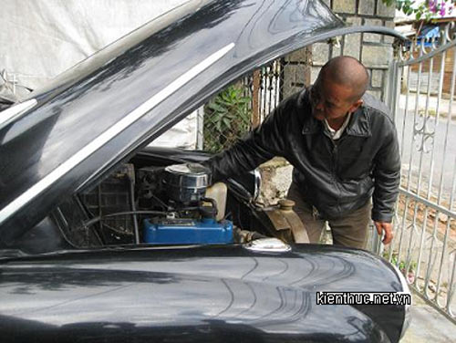 Chiêm ngưỡng xe ôtô cổ cực độc của công tử Bạc Liêu - 12