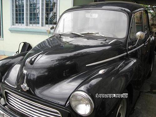 Chiêm ngưỡng xe ôtô cổ cực độc của công tử Bạc Liêu - 2