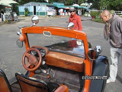 Chiêm ngưỡng xe ôtô cổ cực độc của công tử Bạc Liêu - 4