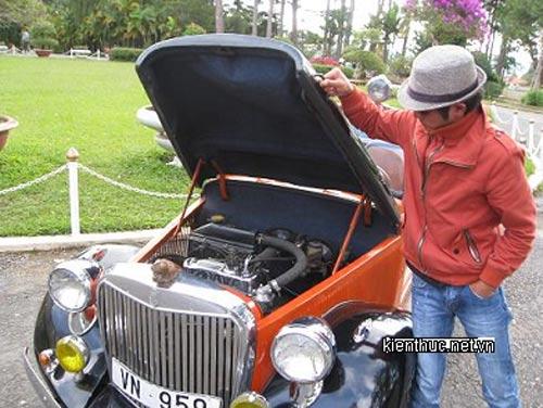 Chiêm ngưỡng xe ôtô cổ cực độc của công tử Bạc Liêu - 5
