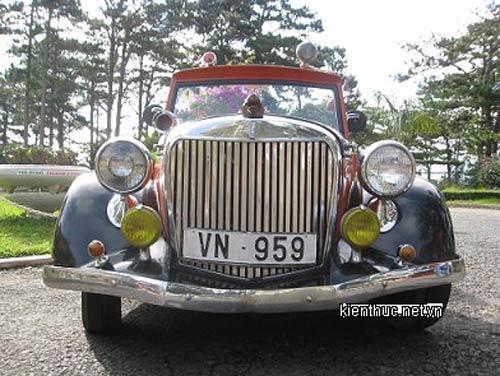 Chiêm ngưỡng xe ôtô cổ cực độc của công tử Bạc Liêu - 7