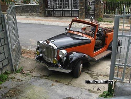 Chiêm ngưỡng xe ôtô cổ cực độc của công tử Bạc Liêu - 8