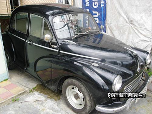 Chiêm ngưỡng xe ôtô cổ cực độc của công tử Bạc Liêu - 9