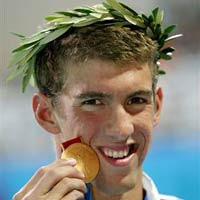 Michael Phelps: Huyn thoi tui 27