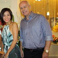 Chồng Tây sắp cưới của Thu Minh là triệu phú