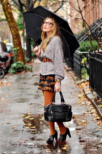 Tín đồ thời trang điệu quên thời tiết - 4