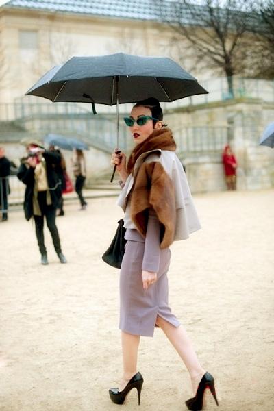 Tín đồ thời trang điệu quên thời tiết - 9