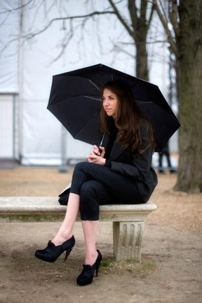 Tín đồ thời trang điệu quên thời tiết - 15