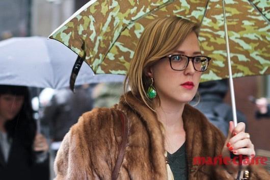 Tín đồ thời trang điệu quên thời tiết - 3
