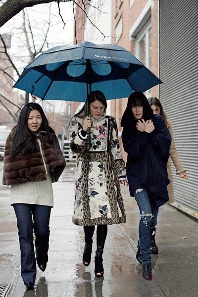 Tín đồ thời trang điệu quên thời tiết - 10