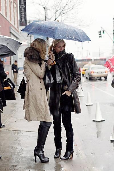 Tín đồ thời trang điệu quên thời tiết - 13