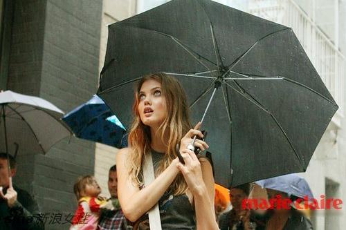 Tín đồ thời trang điệu quên thời tiết - 14