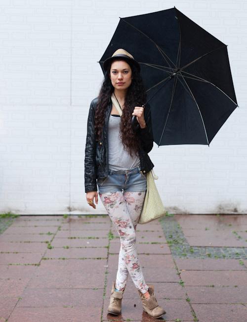 Tín đồ thời trang điệu quên thời tiết - 8