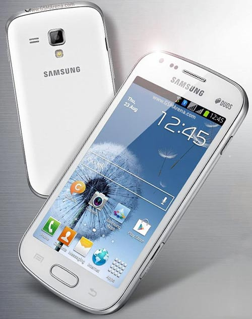 Dế 2 SIM Galaxy S Duos S7562 sắp lên kệ - 1