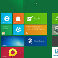 Windows 8  hon thin