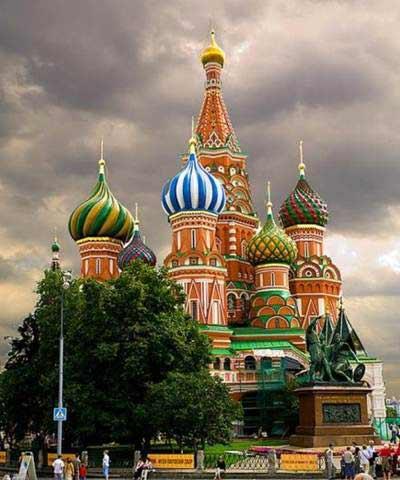 Những điểm đến không thể bỏ qua khi đến nước Nga - 2