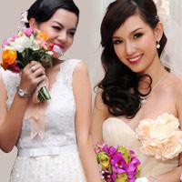 Cô dâu nào che bầu ngày cưới giỏi nhất?