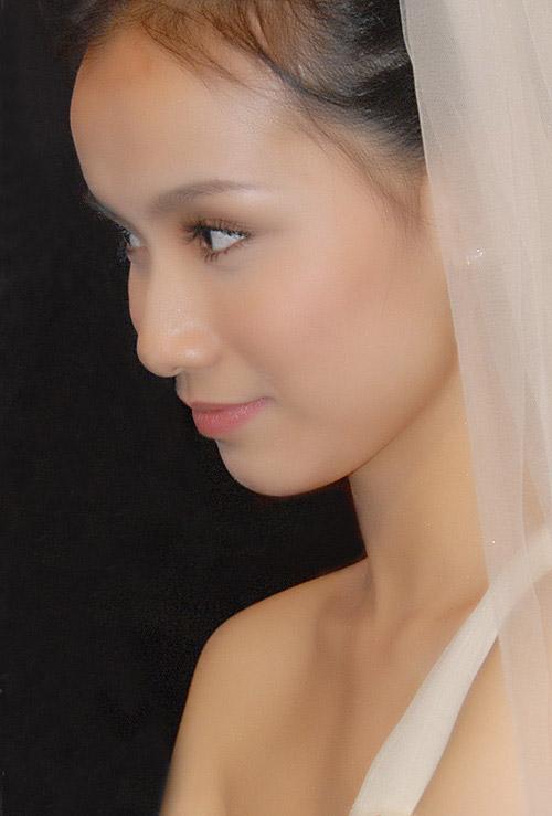 Cô dâu nào che bầu ngày cưới giỏi nhất? - 12