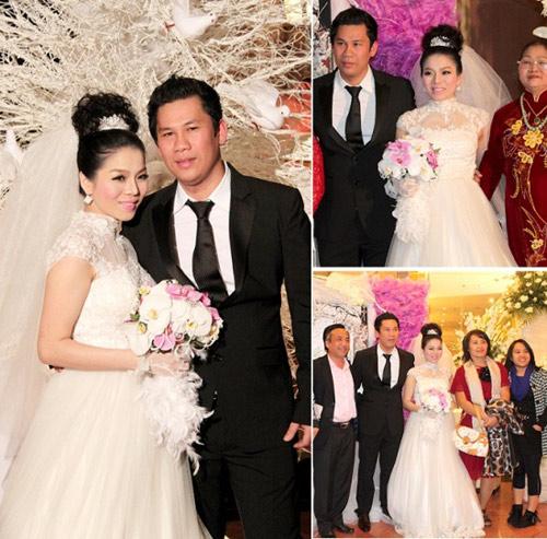 Cô dâu nào che bầu ngày cưới giỏi nhất? - 3