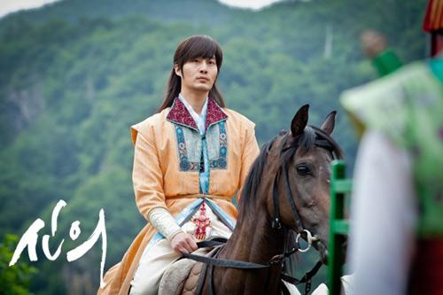 """Cảnh bơi """"nguy kịch"""" của Lee Min Ho - 15"""