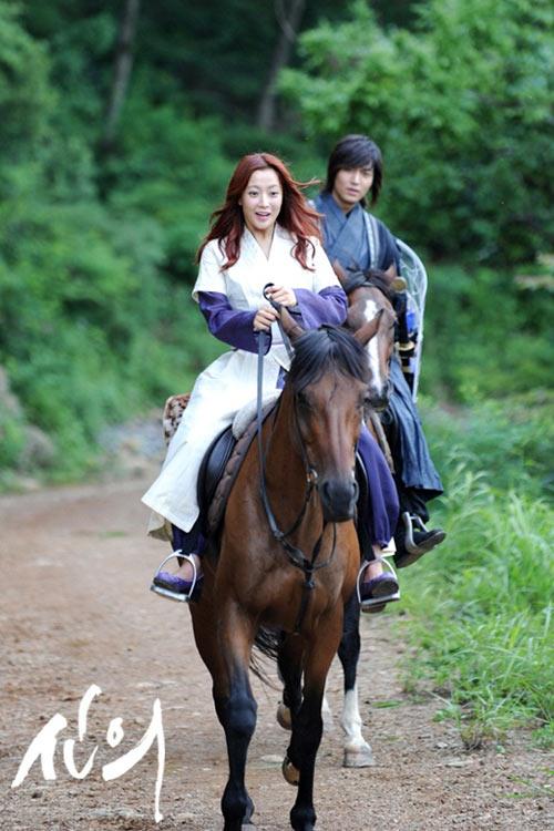 """Cảnh bơi """"nguy kịch"""" của Lee Min Ho - 17"""