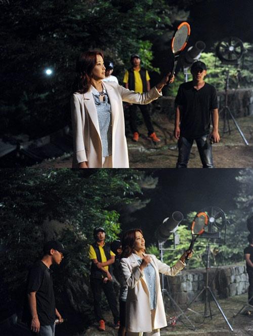 """Cảnh bơi """"nguy kịch"""" của Lee Min Ho - 13"""