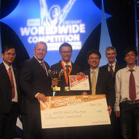 Sinh vin Vit Nam v ch Microsoft Office World Champion 2012