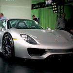 """Ô tô - Xe máy - Porsche 918 Spyder: """"Tôi đã sẵn sàng"""""""