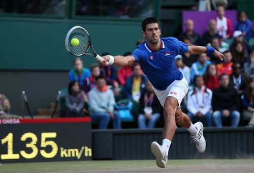 Murray  Djokovic: Quyt tm n cng, Olympic 2012, murray vs djokovic, andy murray - novak djokovic, tennis olympic, ban ket tennis olympic, olympic 2012, olympic london, the van hoi olympic 2012, lich olympic 2012, lich thi dau olympic 2012, bang xep hang olympic 2012, bang xep hang huy chuong olympic 2012, ket qua thi dau olympic 2012, video olympic 2012, the thao, bao the thao, tin the thao, the thao 24h