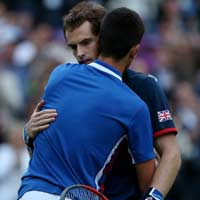 Murray  Djokovic Quyt tm n cng