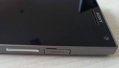 Ảnh thực tế Sony Xperia SL - 4