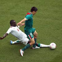 Mexico - Senegal: Vi dp trong hip ph