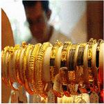 Tài chính - Bất động sản - Giá vàng tăng vọt ngày cuối tuần