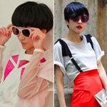 Thời trang - Style bạo gan của một blogger thời trang