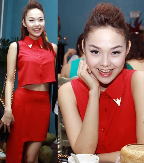 Sao Việt đổ xô theo mốt sexy nhất hè - 18
