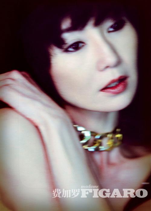 Trương Mạn Ngọc: Vẻ mặn mà tuổi 48 - 3