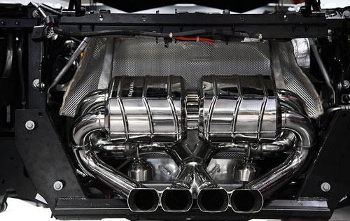 """Lamborghini Aventador """"độ"""": Tột đỉnh sức mạnh - 4"""