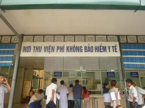 Vin ph tng: Khn kh v khng c BHYT, Sc khe i sng, Vien phi tang, bao hiem y te, BHYT, kham chua benh, chat luong, tang gia, vien phi moi, suc khoe, bao.